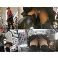 [HD]ミニスカ逆さ撮り☆スペシャル☆ VOL.30