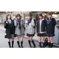 カメラ小僧の友達シリーズ89★女子高生の全て★
