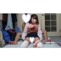 可愛い女のコのパンチラ撮影会(かなこ完全版5−3)
