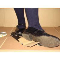 HARUTAのストラップ靴2_061 ストラップ靴