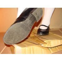 HARUTAのストラップ靴2_062 ストラップ靴