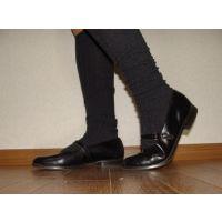 HARUTAのストラップ靴2_034