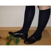 HARUTAのストラップ靴2_075 ストラップ靴