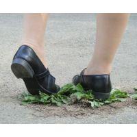 Marianne 063 ストラップ靴 外撮影