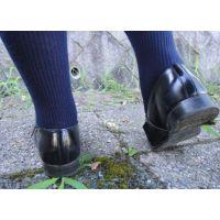 HARUTAのストラップ靴2_023