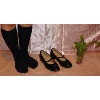 HARUTAのストラップ靴2_066 ストラップ靴