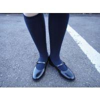 HARUTAのストラップ靴2_001 新品のストラップ靴です