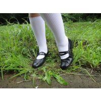 Marianne 044 ストラップ靴です