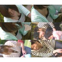 胸チラ〜動画〜vol18