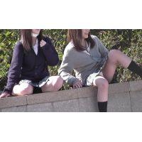 いわゆるミニスカの女の子22〜動画〜
