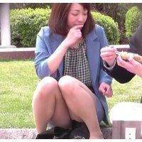 他人の彼女のパンチラ〜動画〜