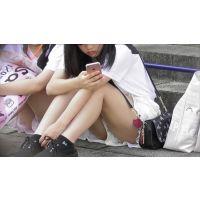 ショーパン女子のチラ見せPart2〜動画〜
