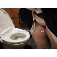 【41】回転寿司屋さんのトイレでオナニー