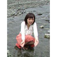 お水遊び&癒し5−1(私服)