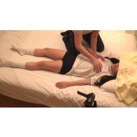【個人撮影】爆睡中の妹と遊んでみた04 ─体操着編─別アングル