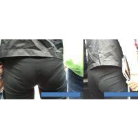 ショップ店員さんパンツライン動画Vol.41(高画質カメラ使用)