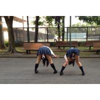 エロカワ女子高生の挑発写真