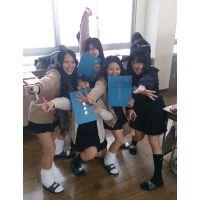 『スキ』だらけの女子高生☆内部写真