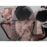【雑貨屋店員】大人しい友達の妹がバイト中に履いて汚したパンティー【おまけ動画付き】