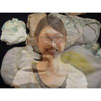 【生花店店員】妻のママ友が仕事中に履いて汚したパンティー【おまけ動画付き】