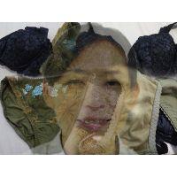【書道教室講師】友達のお母さんがお仕事中に履いて汚したパンティー【おまけ動画付き】