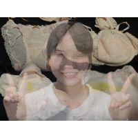 【パティシエ】友達の彼女がバイト中に履いて汚したパンティー【おまけ動画付き】