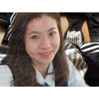 【OL】旅行代理店の美形お姉さんが研修旅行で履いていたパンティー【おまけ動画付き】