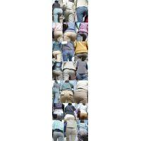 パンティーライン階段コレクションVOL.1〜10セット