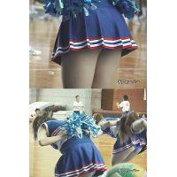 女子大生チアリーダー 大学排球応援  Vol.20【高画質aviファイル版】