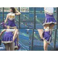 女子大生チアリーダー 大学野球応援  Vol.9【高画質aviファイル版】