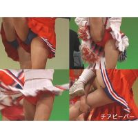女子大生チアリーダー 演技 Vol.22【高画質aviファイル版】