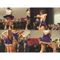 女子大生チアリーダー 演技 Vol.7【高画質aviファイル版】