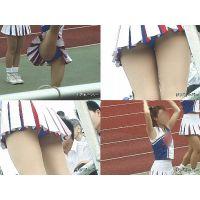 女子大生チアリーダー アメフト応援  Vol.3【高画質aviファイル版】