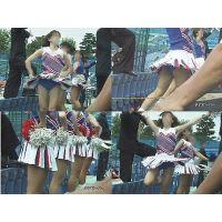 女子大生チアリーダー 大学野球応援 Vol.7 【高画質aviファイル版】