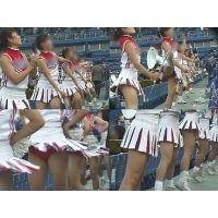 女子大生チアリーダー 大学野球応援  Vol.3