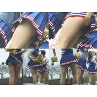 College girl cheerleader performance Vol.19