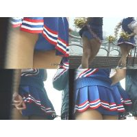 College girl cheerleader performance Vol.20