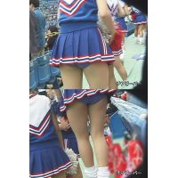 College girl cheerleader baseball cheering Vol.16