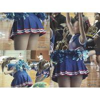 女子大生チアリーダー 大学排球応援  Vol.20と21セット【高画質aviファイル版】