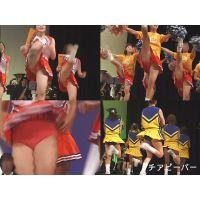 女子大生チアリーダー 演技 Vol.23【高画質aviファイル版】