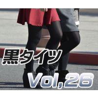 黒タイツ Vol,26