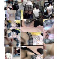 """【動画全セット】[中""""3スポーツ少女]寝込みアナル中出し生理トイレ●C制服"""