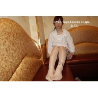 street legs&socks snaps写真集+動画 みらん