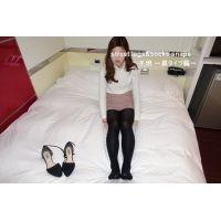 street legs&socks snaps写真集&動画 千明 〜黒タイツ編〜