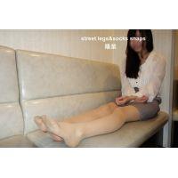 street legs&socks snaps写真集+動画 陽菜