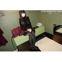 street legs&socks snaps写真集&動画 ユイ