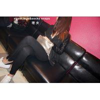 street legs&socks snaps写真集+動画 理央