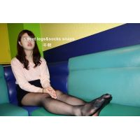 street legs&socks snaps pics collection & movies Chiaki