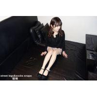 ※4/30販売終了! street legs&socks snaps写真集&動画 瑠璃