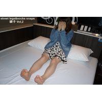 street legs&socks snaps写真集+動画 綾子 Vol.2